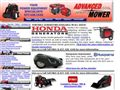 2659lawn and garden equip and supplies retail Advanced Mower
