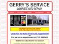 2574automobile inspection stations newused Gerrys Service