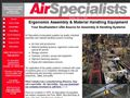 2575tools repairing and parts Air Specialist Inc